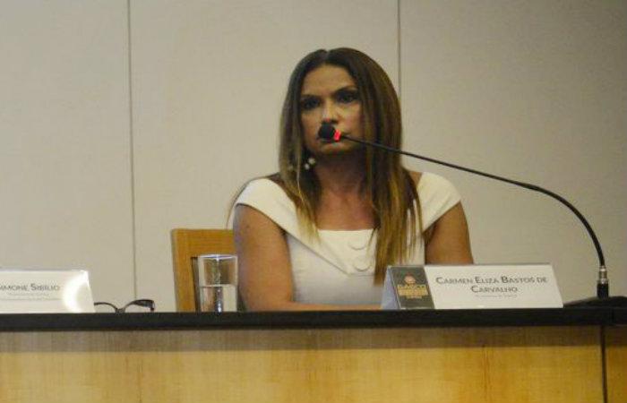No documento, o procurador-geral de Justiça do Rio, Eduardo Gussem, também defendeu a promotora Carmen Eliza Carvalho, uma das responsáveis pelo inquérito.  (Foto: Fernando Frazão/Agencia Brasil)