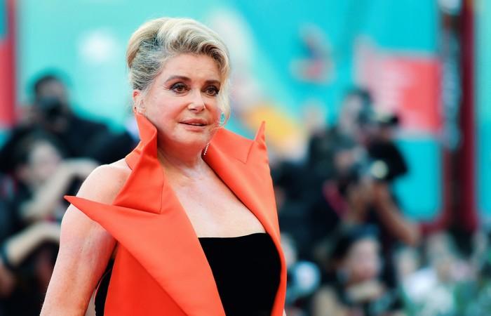 """Pessoas próximas à atriz disseram ao canal de TV BFM que ela teve uma """"fadiga crônica"""" devido ao """"excesso de trabalho"""". (Foto: Alberto Pizzoli/AFP)"""