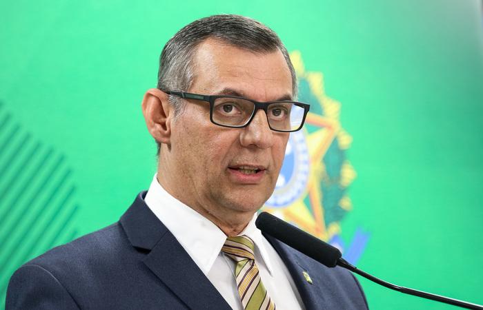 """""""É o povo, por meio do nosso Congresso Nacional, Senado e Câmara, que haverão de analisar as propostas que o governo endereçou"""", disse o porta-voz. (Foto: José Dias/PR)"""