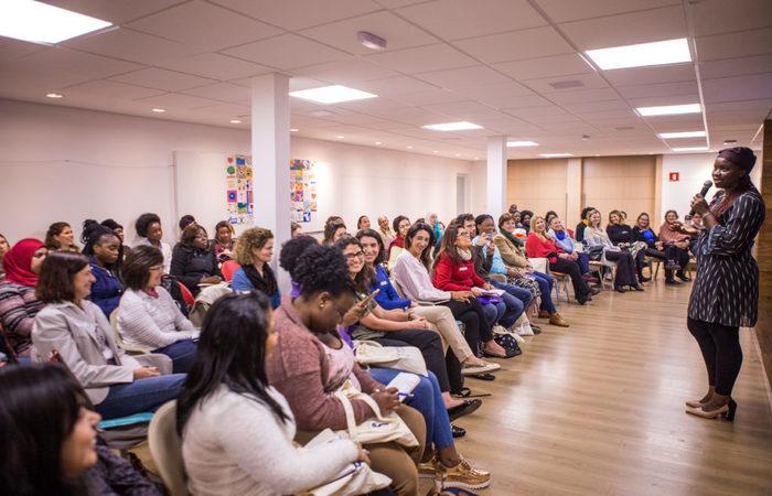 A iniciativa é da Rede Brasil, Pacto Global, Alto Comissariado das Nações Unidas para os Refugiados (Acnur) e da ONU Mulheres ( Foto: Pacto Global/Fellipe Abreu)