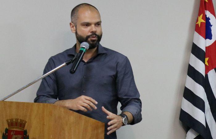 O prefeito foi diagnosticado com adenocarcinoma, um tipo de câncer na região do cárdia (Foto: Governo São Paulo )