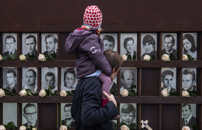 (Foto: JOHN MACDOUGALL / AFP)
