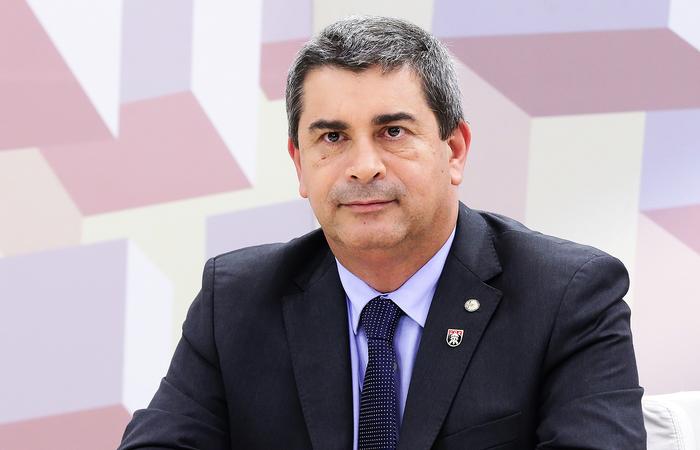 Deputado Coronel Tadeu (PSL) (Foto: Luis Macedo/Câmara dos Deputados)