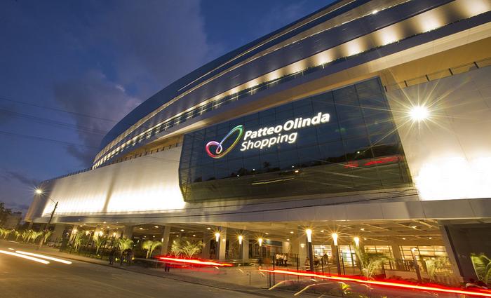 O Shopping Patteo Olinda funcionará normalmente no feriado. (Foto: Alexandre Albuquerque/Divulgação)
