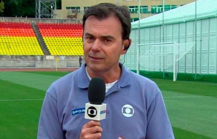 Cerca de quatros meses depois de seu afastamento, Tino Marcos teve seu contrato modificado pela emissora (Foto: Reprodução)