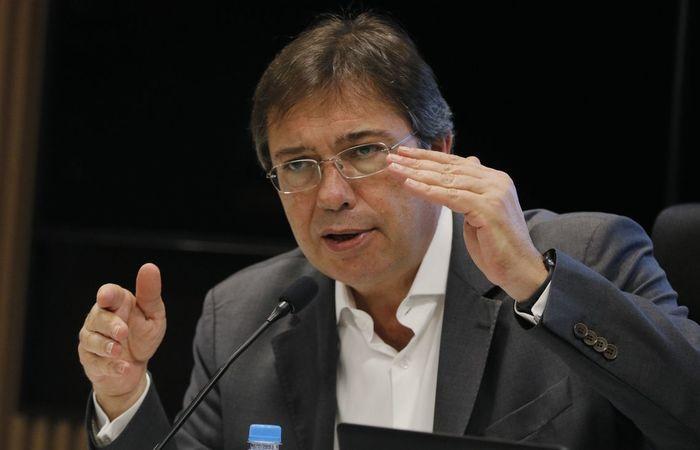 Wilson acredita que o valor de capitalização da Eletrobras, dentro do processo de privatização, %u201Cvai ser um número justo%u201D, com repercussão positiva para os consumidores em termos de redução  tarifária.  (Foto: Tomaz Silva/Agência Brasil)
