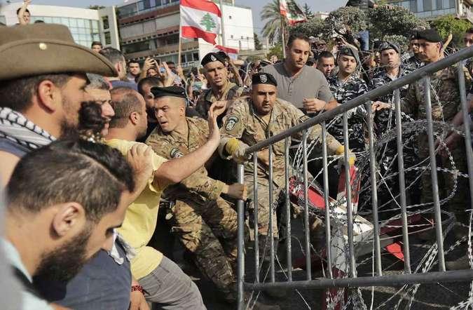 Grande parte do país exige a renúncia do governante. (Foto: Anwar Amro/AFP)