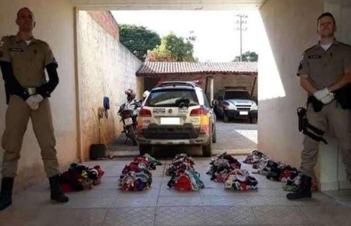 Mandado de prisão foi cumprido no Vale do Jequitinhonha. Polícia Civil informou que homem apresenta transtorno mental (Foto: Whatsapp/Divulgação)
