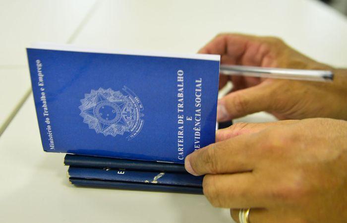 O fim da obrigação consta na reforma trabalhista encaminhada à Câmara dos Deputados . (Foto: Marcello Casal/Agência Brasil)