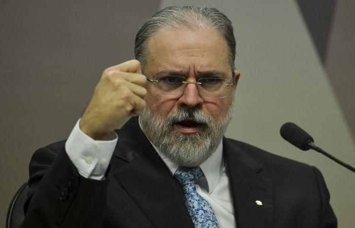 Na quinta-feira, 14, Aras havia dito ao Estadão/Broadcast que não iria contestar judicialmente a determinação do presidente do Supremo (Foto: Marcelo Camargo/Agência Brasil )
