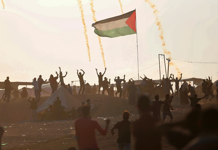 (Foto: AFP PHOTO / MOHAMMED)