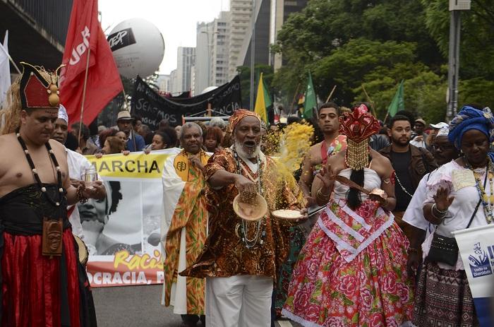 A São Paulo de territórios negros é pouco conhecida da maioria da população. (Foto: Rovena Rosa/Agência Brasil)