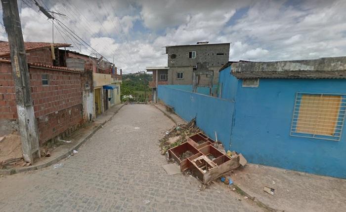 Crime aconteceu em São Francisco, no Cabo de Santo Agostinho. (Foto: Google Street View )