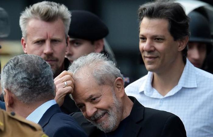 (ARL DE SOUZA/AFP)
