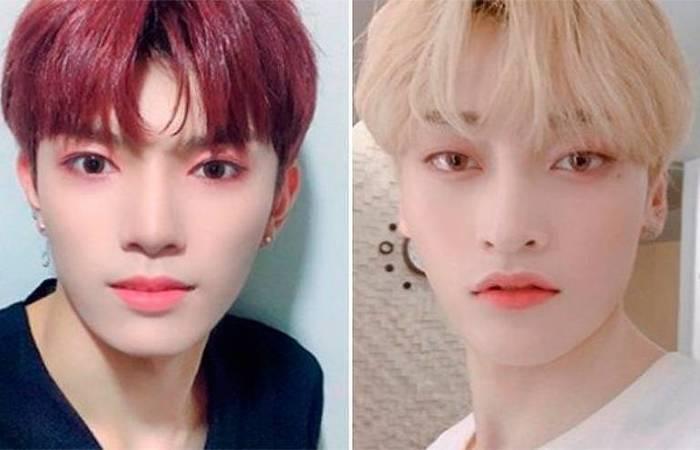 Taesun e Wooyeop do TRCNG, Integrantes de grupo de k-pop denunciam produtora por abuso e agressão. (Foto: Reprodução/Instagram)