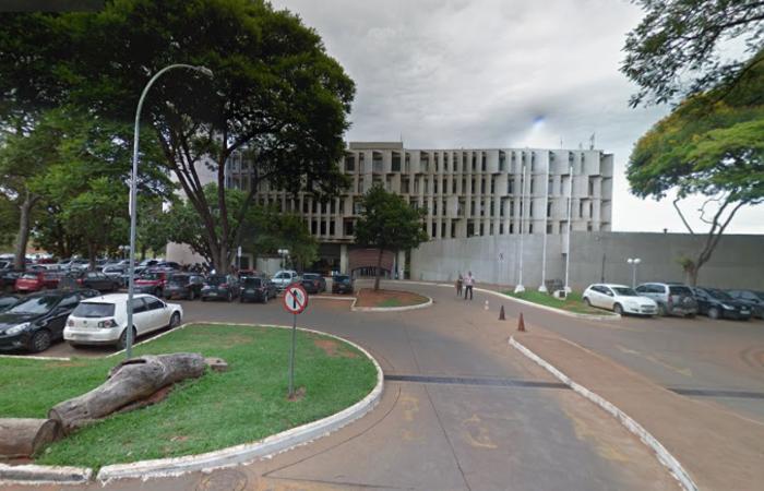 Prédio do DNIT em Brasília.  (Foto: Reprodução: Google Street View )