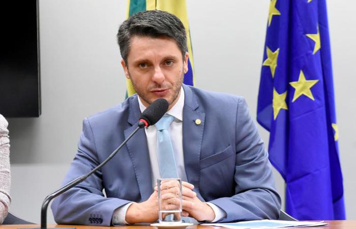 Deputado Alex Manente (Cidadania).  (Foto: Reila Maria/Câmara dos Deputados)