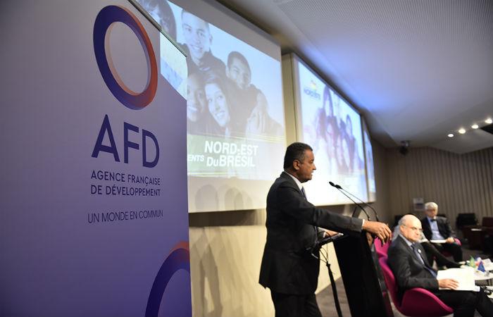 Paulo Câmara destaca que tratativas visam fortalecer projetos sustentáveis e agricultura familiar. (Fotos: Elisa Elsie )