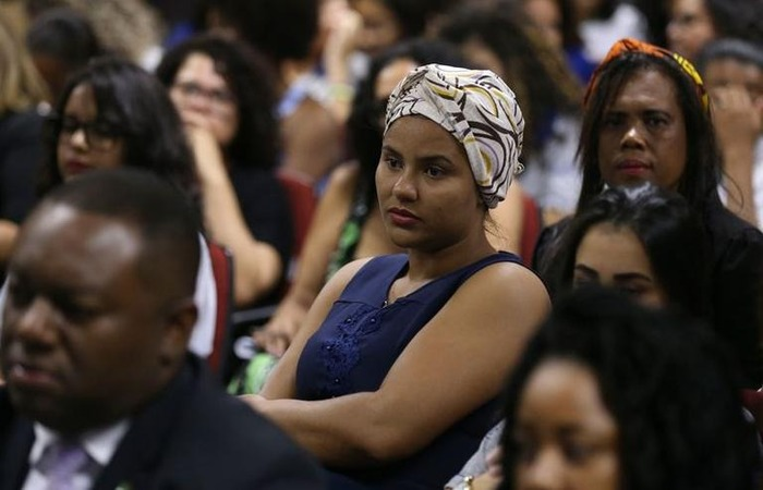 Além do recorte de classe social, o estudo mapeou quais são consideradas as pautas mais urgentes para os negros (Foto: VALTER CAMPANATO/AGÊNCIA BRASIL)