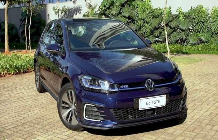 Com ajuda de propulsor elétrico, carro chega a 204cv de potência (Volkswagen/Divulgação)