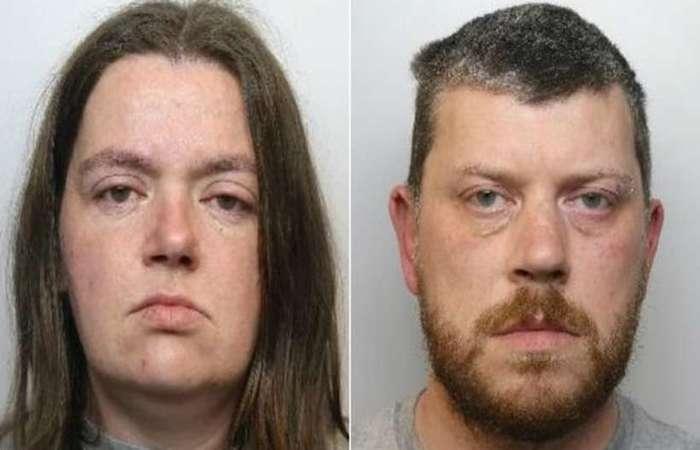 O casal alega que tinha medo de entregar as crianças para a adoção. (Foto: Divulgação/Polícia de South Yorkshire)