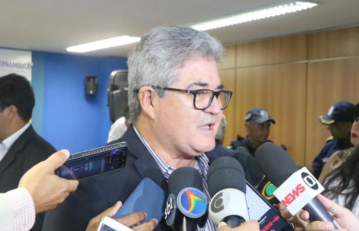 Presidente da CDL, Cid Lôbo acredita em dias melhores para o comércio neste Natal. (Foto: Tarciso Augusto/Esp. DP.)