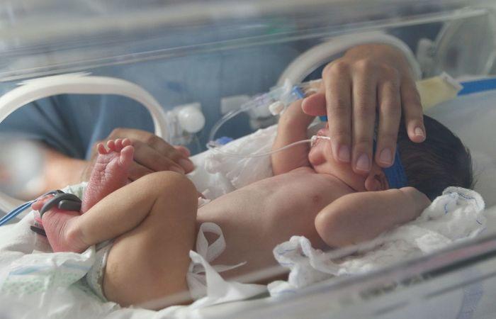 Uma em cada 10 crianças brasileiras nasce antes de 37 semanas de gestação, de acordo os dados do Ministério da Saúde (Foto: Fabio Rodrigues Pozzebom/Agência Brasil)
