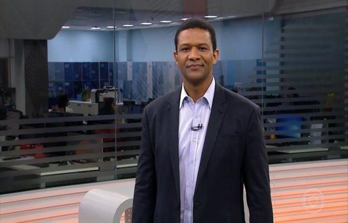 Márcio Bonfim Vira Reserva De Tadeu Schmidt No Fantástico