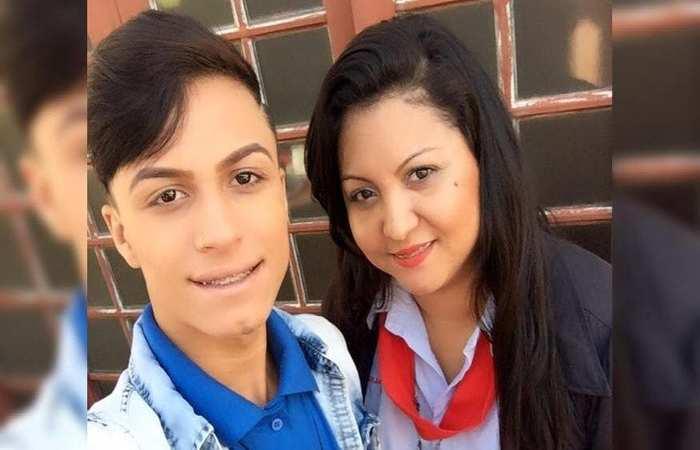 Dias antes do crime, o filho havia denunciado as agressões que sofreu da mãe (Arquivo Pessoal )