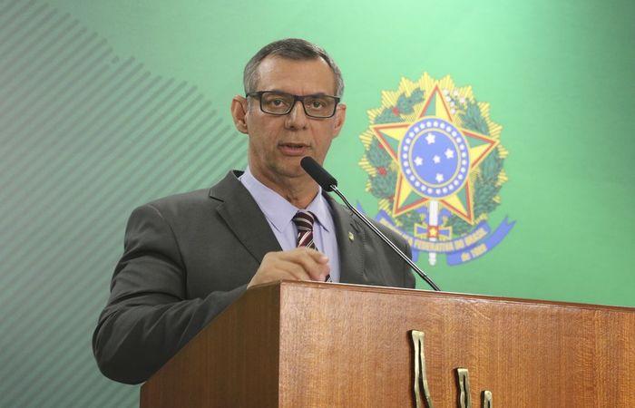 Otávio Barros também afirmou que o governo brasileiro ainda não foi notificado formalmente de nenhuma mudança específica nas atuais regras tarifárias para a importação de aço e alumínio vendidos pelo Brasil. (Foto: Valter Campanato/Agência Brasil)