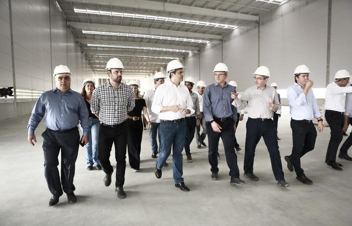 (A obra será concluída em 2020 e perspectiva é de gerar 200 vagas de emprego na região. Foto: Heudes Regis/SEI)