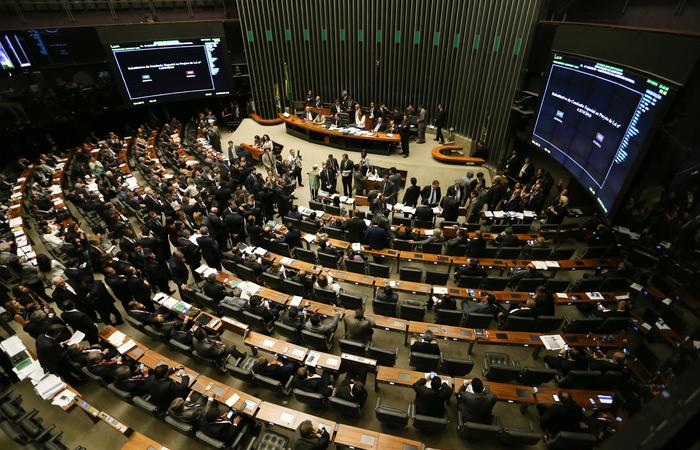 Câmara aprovou texto-base do PL que muda a forma de cobrança do imposto. (Foto: Fabio Rodrigues Pozzebom/Agência Brasil)