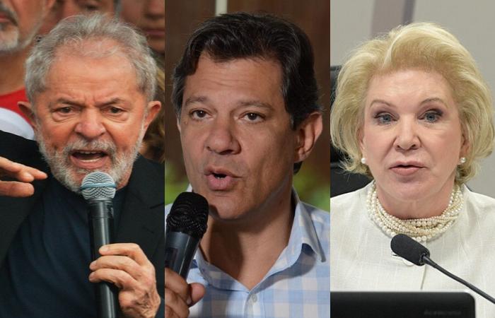 (Foto: Carl de Souza/AFP, Rovena Rosa/Agência Brasil e Pedro França/Agência Senado)