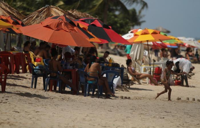 É hora de planejar aquele ''pulinho'' na praia (Peu Ricardo/DP Foto )