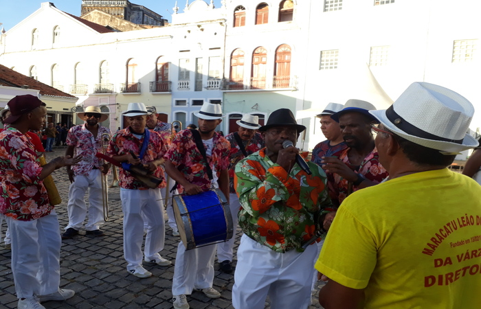 Foto: Acervo da Associação de Maracatus de Baque Solto de Pernambuco