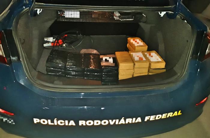 (Foto: Divulgação/PRF.)