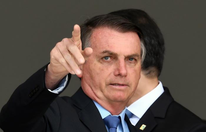 O presidente também informou que cancelou uma viagem a Salvador nesta quarta por estafa. (Foto: Evaristo Sá/AFP)
