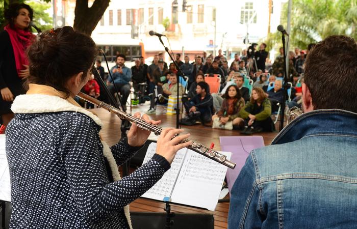 Músicos e cantores seriam algumas das categorias excluídas. (Foto: Rovena Rosa/Agência Brasil)