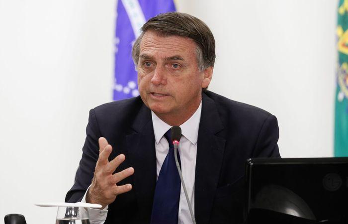 O presidente Jair Bolsonaro disse ontem (14), que a categoria será beneficiada pela medida ou não assinará o indulto deste ano.  (Foto: Alan Santos/PR)