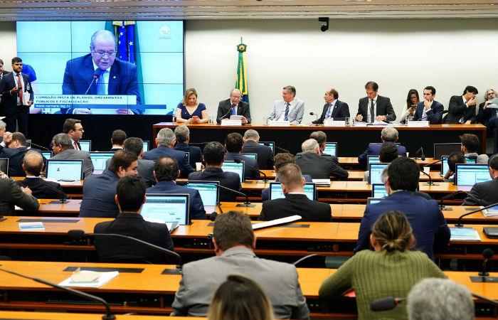 A sessão para a votação do Projeto de Lei do Congresso Nacional (PLN) 22/19 está marcada para a próxima terça (17),às 14h30 (Foto: Pablo Valadares/Câmara dos Deputados)