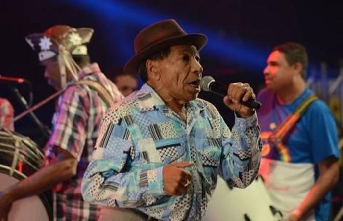 Azulão, um dos Patrimônios reconhecidos, integrou a primeira banda de forró do Brasil Banda do Camarão juntamente a Luiz Gonzaga. (Foto: Arquivo pessoal)