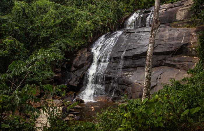 (Cachoeira de Periperi. Foto: Samuel Calado/DP)