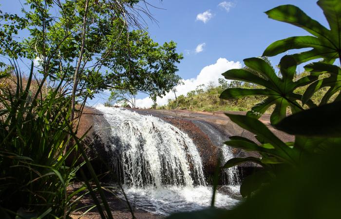 Cachoeiras: São noves quedas d'águas catalogadas no município, a 175 quilômetros do Recife. Foto: Samuel Calado/DP
