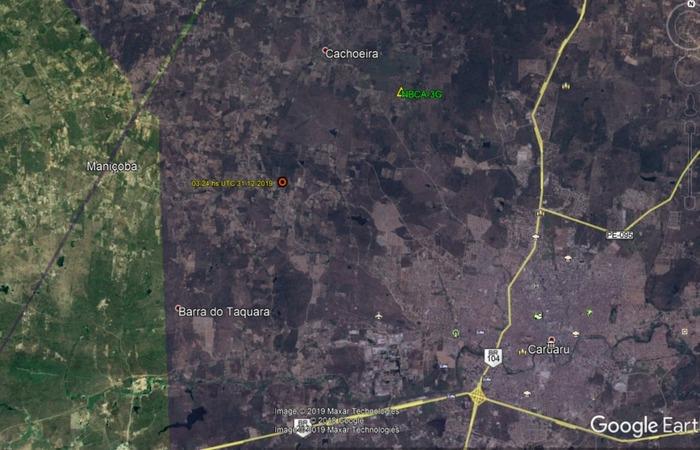 (LABIS/Google Earth )