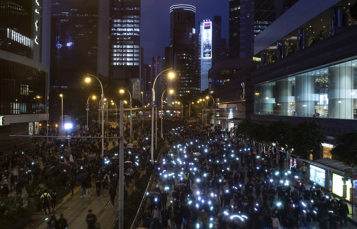 (Foto: Philip Fong/AFP)