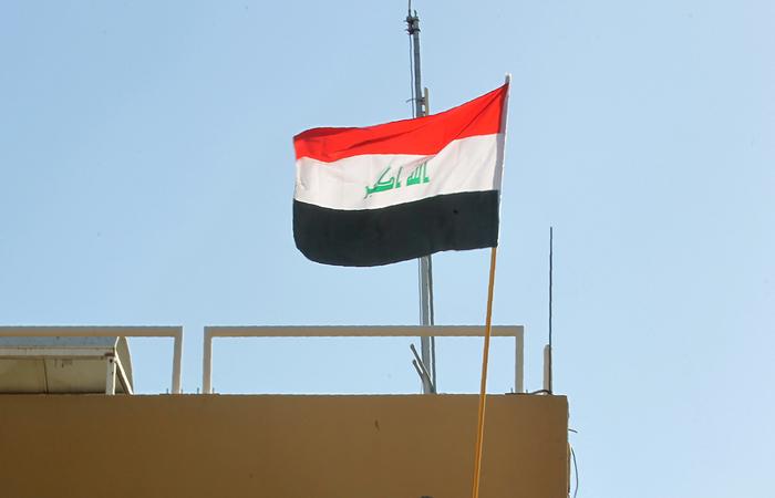 O ataque ocorre 24 horas depois do disparo de 22 mísseis iranianos contra bases que abrigam militares americanos e da coalizão internacional em Bagdá, sem deixar vítimas (Foto: AFP)