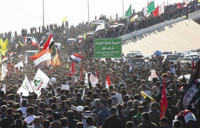 Foto: HUSSEIN FALEH/AFP