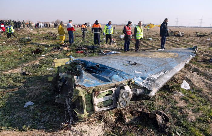Resultado de imagem para Irã anuncia prisão de envolvidos em derrubada acidental de avião