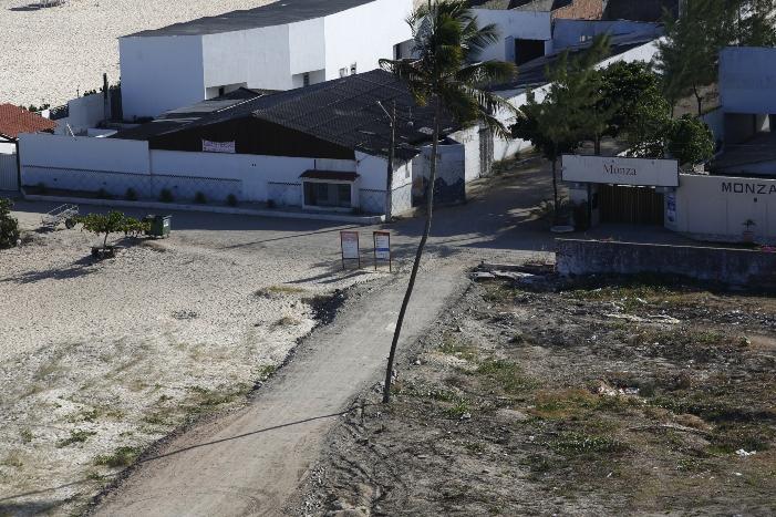 O trecho é uma continuidade da Avenida Bernardo Vieira de Melo, um dos principais corredores da cidade. Foto: Peu Ricardo /DP Foto