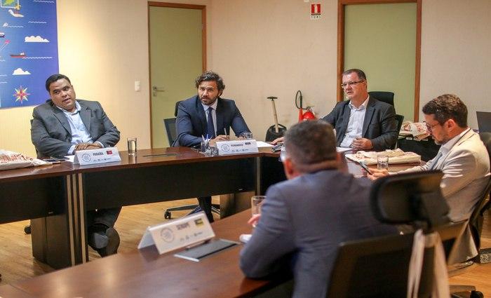Secretários de Turismo dos nove estados do Nordeste se reuniram em Pernambuco para discutir ações conjuntas.  (Foto: Chico Andrade/Divulgação)